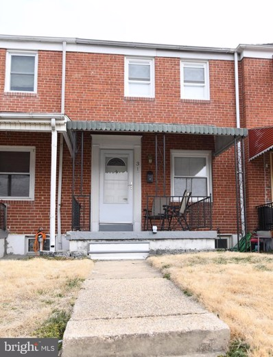 317 Dark Head Road, Baltimore, MD 21220 - #: MDBC433938