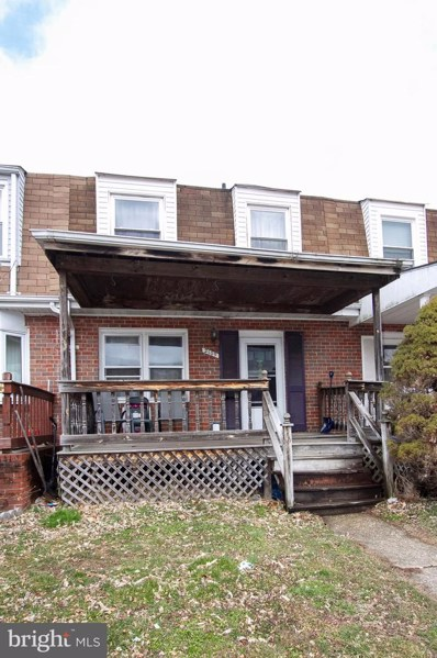 2109 Sunnythorn Road, Baltimore, MD 21220 - #: MDBC433958