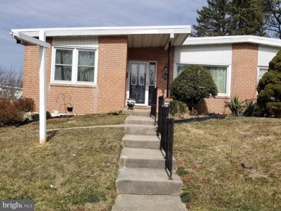605 Leafydale Terrace, Baltimore, MD 21208 - #: MDBC434048