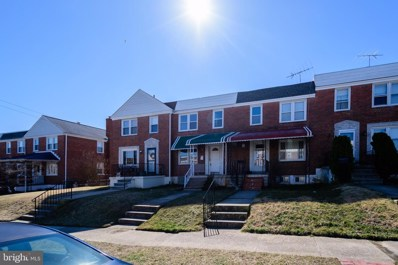 7449 Lawrence Road, Baltimore, MD 21222 - #: MDBC434248