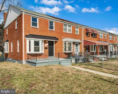 956 Arncliffe Road, Baltimore, MD 21221 - #: MDBC434416