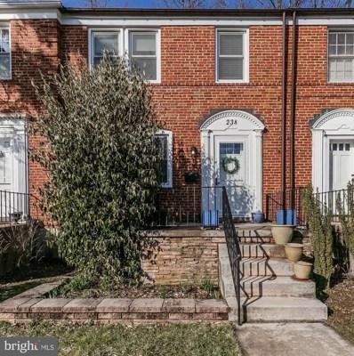 238 Gaywood Road, Baltimore, MD 21212 - #: MDBC434476