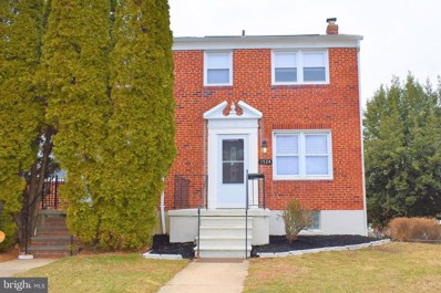 1524 Langford Road, Baltimore, MD 21207 - #: MDBC434540
