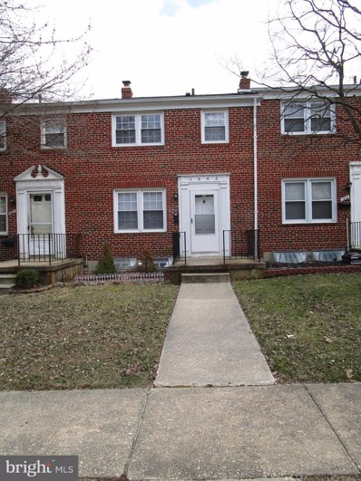 1645 Langford Road, Baltimore, MD 21207 - #: MDBC434544