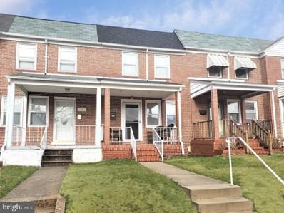 1628 Searles Road, Baltimore, MD 21222 - #: MDBC434612
