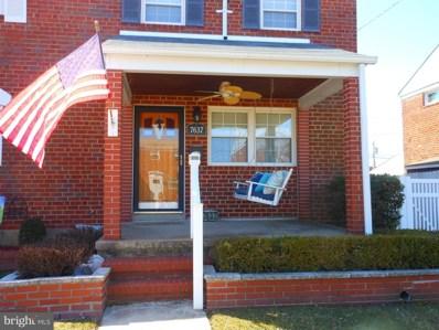 7637 Charlesmont Road, Baltimore, MD 21222 - MLS#: MDBC435096