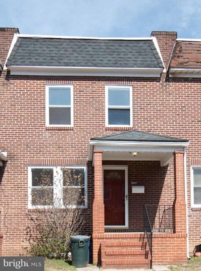 7038 Dunbar Road, Baltimore, MD 21222 - #: MDBC435128