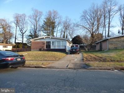 4711 Three Oaks Road, Baltimore, MD 21208 - #: MDBC435292