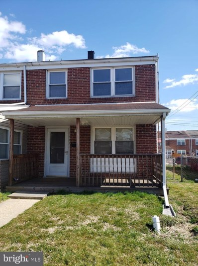 7829 St Claire Lane, Baltimore, MD 21222 - #: MDBC435426
