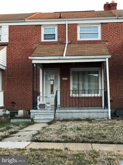 3406 North Point Road, Baltimore, MD 21222 - #: MDBC436010