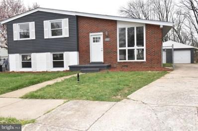 2802 Arlene Circle, Baltimore, MD 21207 - #: MDBC436256