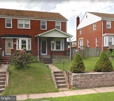 829 N Marlyn Avenue, Baltimore, MD 21221 - #: MDBC436314