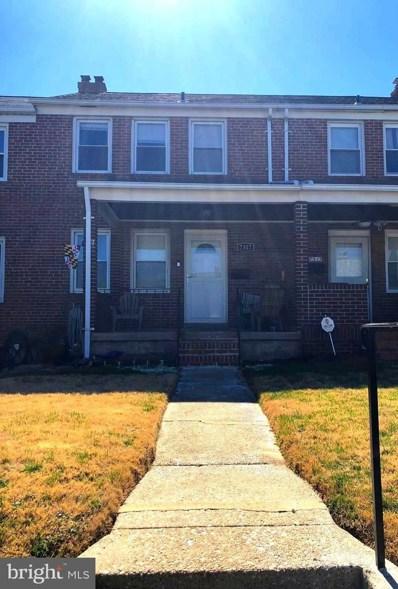 7317 Conley Street, Baltimore, MD 21224 - #: MDBC436468