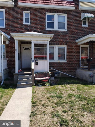 87 Willow Spring Road, Baltimore, MD 21222 - #: MDBC436656