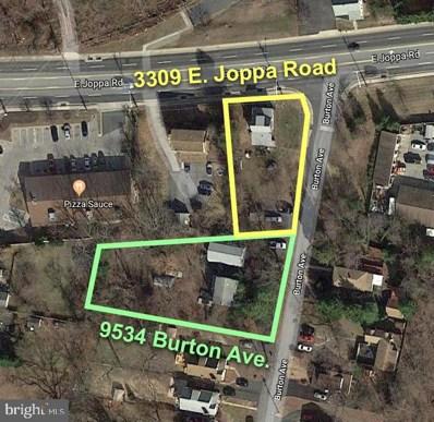 9534 Burton Avenue, Baltimore, MD 21234 - #: MDBC436744