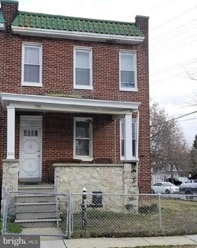 100 Ventnor Terrace, Baltimore, MD 21222 - #: MDBC440808