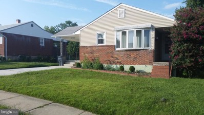 2708 Burridge Road, Baltimore, MD 21234 - #: MDBC451588