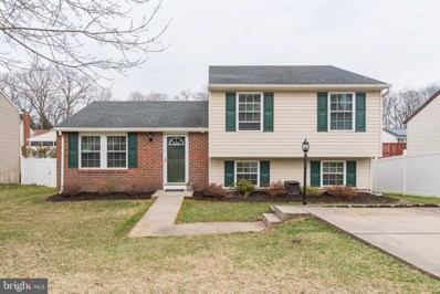 16 Congressional Court, Middle River, MD 21220 - #: MDBC451732