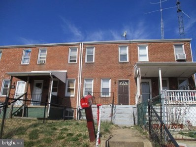 7732 Gough Street, Baltimore, MD 21224 - #: MDBC451746