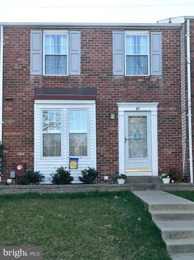 45 Cavan Green, Baltimore, MD 21236 - #: MDBC452260