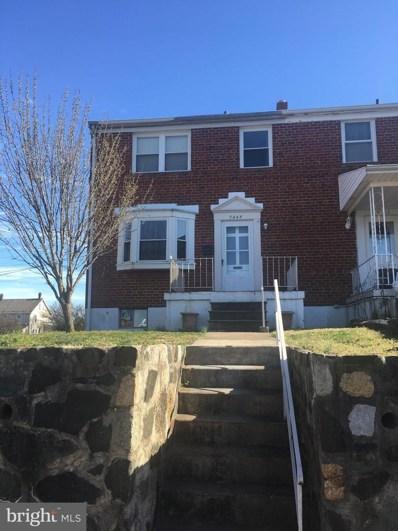 7845 Bank Street, Baltimore, MD 21224 - #: MDBC452394