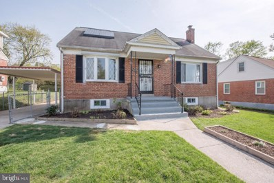 7021 Brompton Road, Baltimore, MD 21207 - MLS#: MDBC452456
