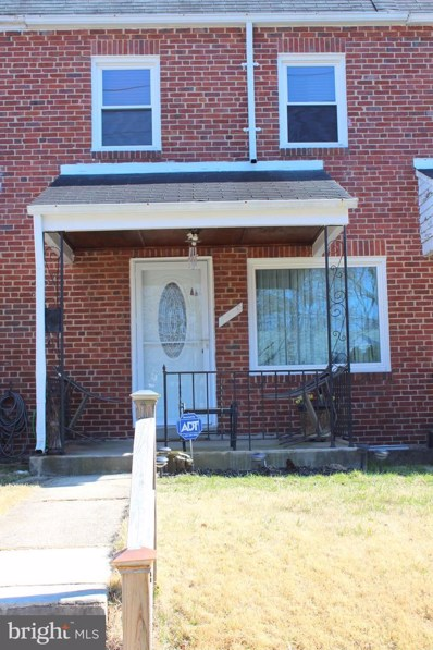 3449 Flannery Lane, Baltimore, MD 21207 - #: MDBC452654