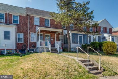 7573 Westfield Road, Baltimore, MD 21222 - #: MDBC452694