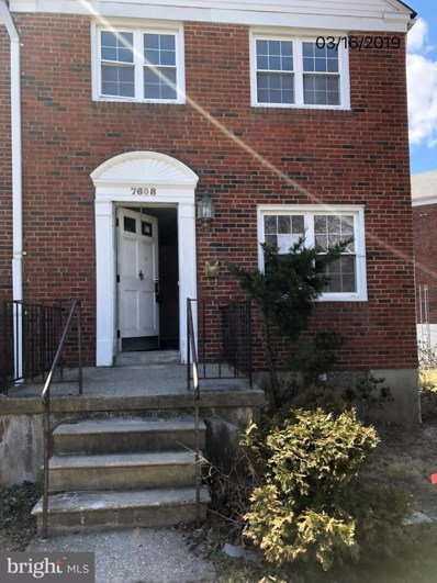 7608 Hillsway Avenue, Baltimore, MD 21234 - #: MDBC452900