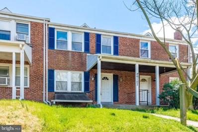 6107 Frederick Road, Baltimore, MD 21228 - #: MDBC452938