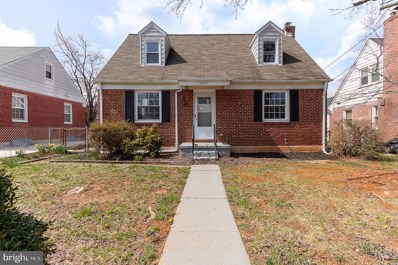 3728 Sylvan Drive, Baltimore, MD 21207 - #: MDBC453106