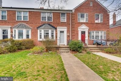 136 Regester Avenue, Baltimore, MD 21212 - #: MDBC453120