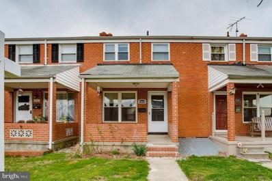 8008 Charlesmont Road, Baltimore, MD 21222 - #: MDBC453160