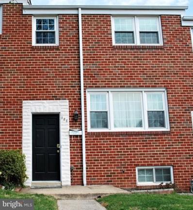 988 Circle Drive, Baltimore, MD 21227 - #: MDBC453526