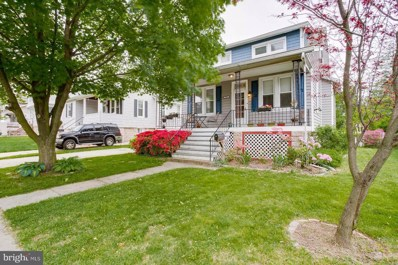 605 Orpington Road, Baltimore, MD 21229 - MLS#: MDBC453556