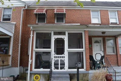 6839 Belclare Road, Baltimore, MD 21222 - #: MDBC453692