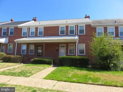 7257 Stratton Way, Baltimore, MD 21224 - #: MDBC454076