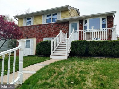 3407 Upton Road, Baltimore, MD 21234 - #: MDBC454258