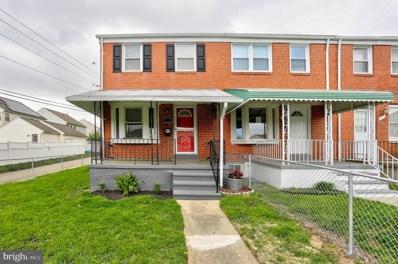 1115 N Marlyn Avenue, Baltimore, MD 21221 - #: MDBC454614