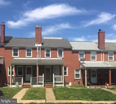 7104 Eastbrook Avenue, Baltimore, MD 21224 - MLS#: MDBC454690