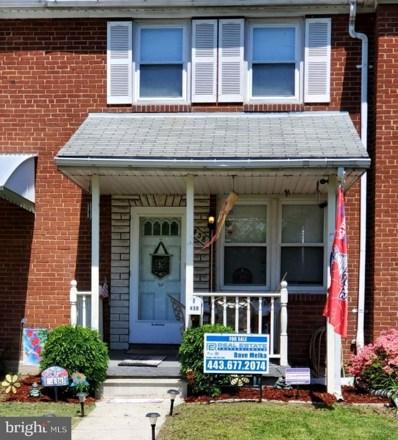 438 Trappe Road, Baltimore, MD 21222 - #: MDBC455038