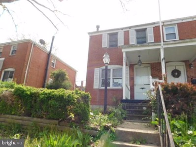 8340 Oakleigh Road, Baltimore, MD 21234 - MLS#: MDBC455644