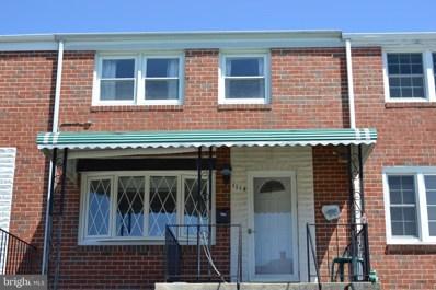 1114 Gloria Avenue, Baltimore, MD 21227 - #: MDBC455666