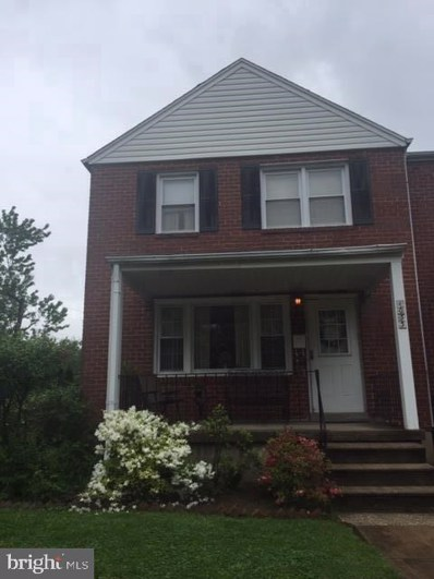 1033 Winsford Road, Baltimore, MD 21204 - #: MDBC455752