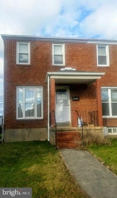 7940 St Monica Drive, Baltimore, MD 21222 - #: MDBC455810