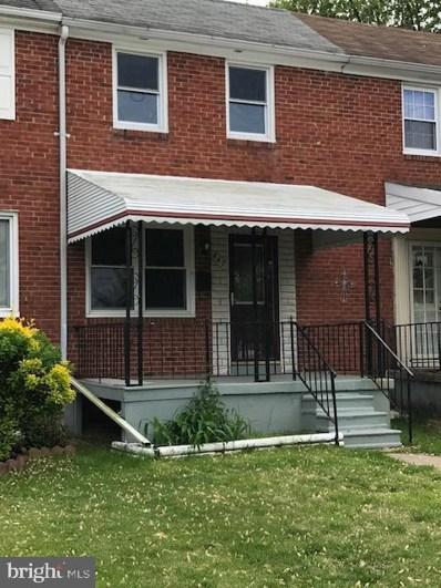 447 Oakwood Road, Baltimore, MD 21222 - #: MDBC455914