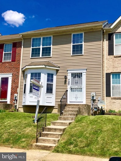 720 Villager Circle, Baltimore, MD 21222 - #: MDBC456262