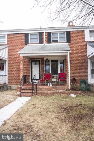 2758 Kirkleigh Road, Baltimore, MD 21222 - #: MDBC456278