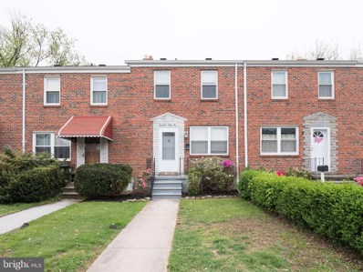 1735 Red Oak Road, Baltimore, MD 21234 - MLS#: MDBC456508