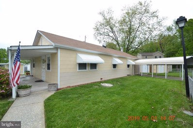 6 Radial Court, Middle River, MD 21220 - #: MDBC456872
